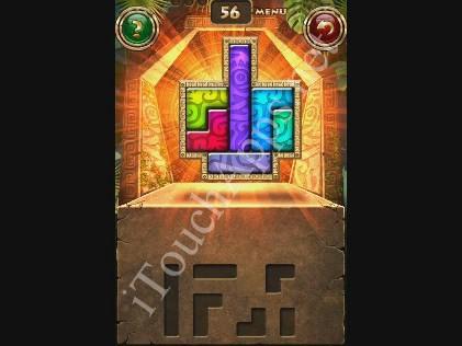Montezuma Puzzle Level 56 Solution
