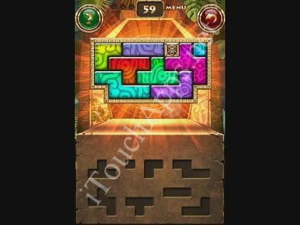 Montezuma Puzzle Level 59 Solution