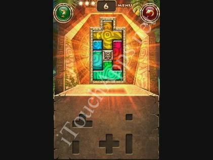 Montezuma Puzzle Level 6 Solution