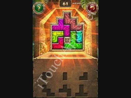 Montezuma Puzzle Level 61 Solution