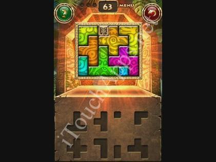 Montezuma Puzzle Level 63 Solution