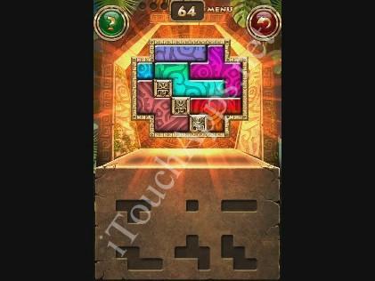 Montezuma Puzzle Level 64 Solution