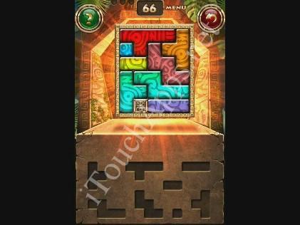 Montezuma Puzzle Level 66 Solution