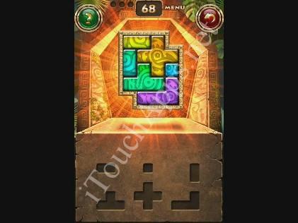 Montezuma Puzzle Level 68 Solution