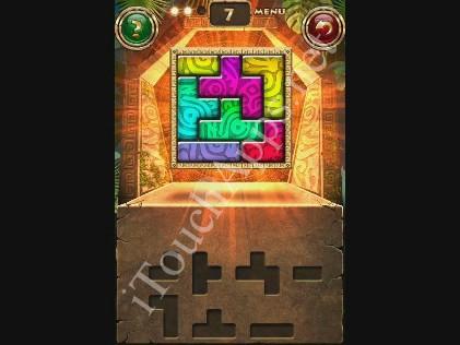 Montezuma Puzzle Level 7 Solution