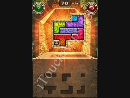 Montezuma Puzzle Level 70 Solution