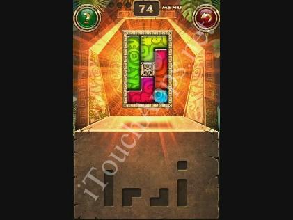 Montezuma Puzzle Level 74 Solution