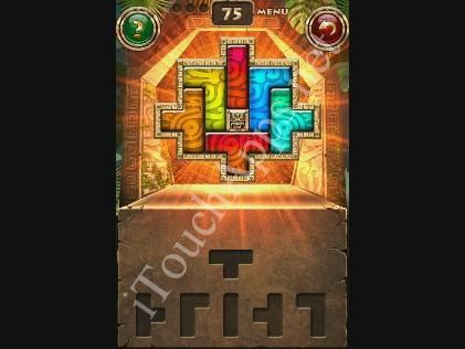 Montezuma Puzzle Level 75 Solution
