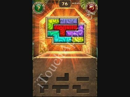 Montezuma Puzzle Level 76 Solution