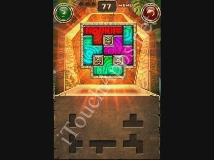 Montezuma Puzzle Level 77 Solution