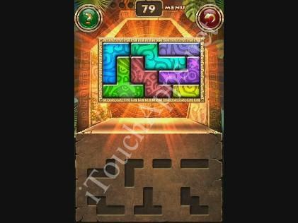 Montezuma Puzzle Level 79 Solution