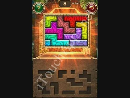 Montezuma Puzzle Level 8 Solution