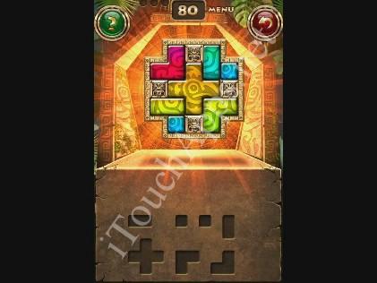 Montezuma Puzzle Level 80 Solution