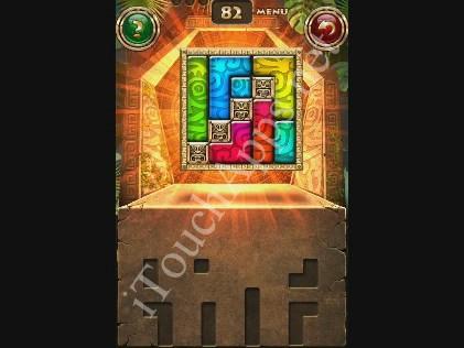 Montezuma Puzzle Level 82 Solution