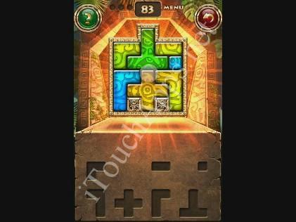Montezuma Puzzle Level 83 Solution