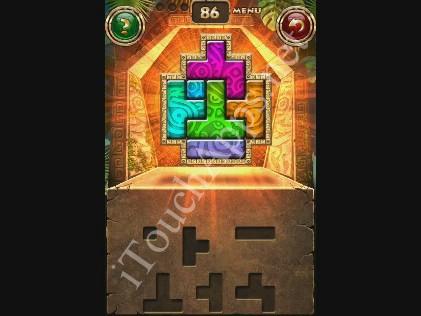 Montezuma Puzzle Level 86 Solution