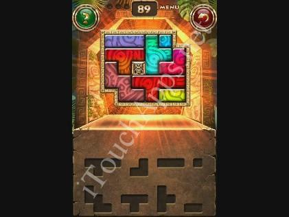 Montezuma Puzzle Level 89 Solution