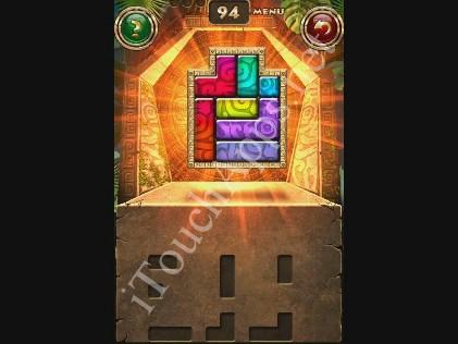 Montezuma Puzzle Level 94 Solution