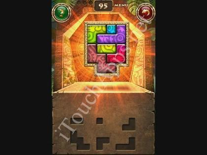 Montezuma Puzzle Level 95 Solution