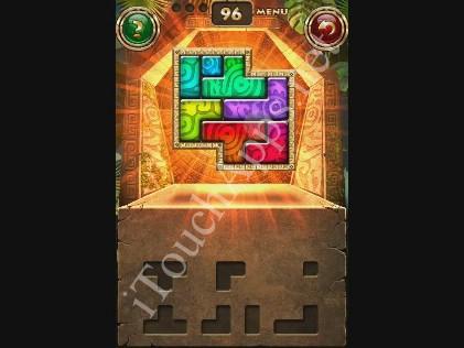 Montezuma Puzzle Level 96 Solution