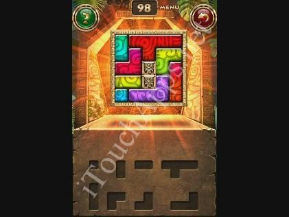 Montezuma Puzzle Level 98 Solution