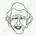 Badly Drawn Faces Prince Charles