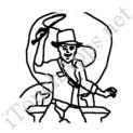 Badly Drawn Movies Raiders of the Lost Ark