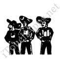 Badly Drawn Movies The Three Amigos