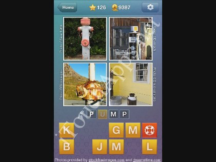 What's the Word Level 126 Solution