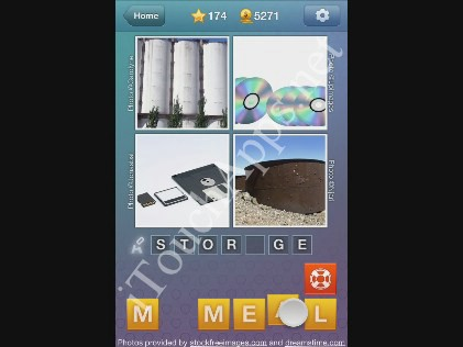 What's the Word Level 174 Solution