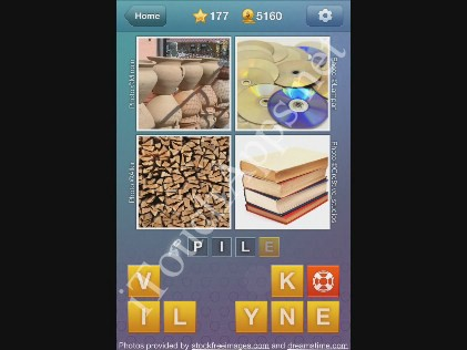 What's the Word Level 177 Solution