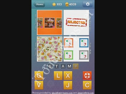 What's the Word Level 183 Solution
