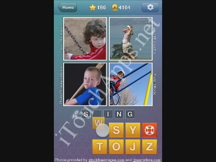 What's the Word Level 186 Solution