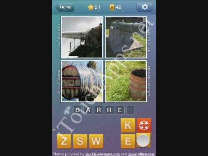 What's the Word Level 21 Solution
