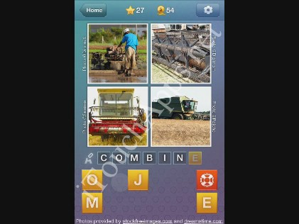 What's the Word Level 27 Solution