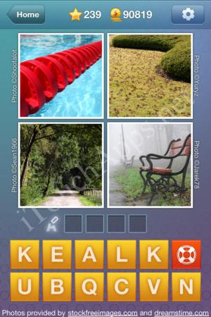 What's the Word Level 239 Solution