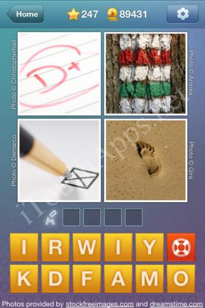 What's the Word Level 247 Solution