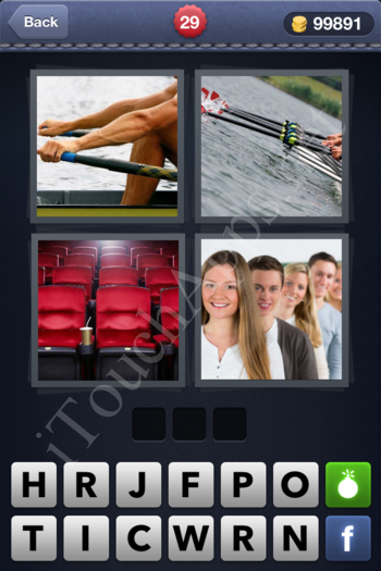 4 Pics 1 Word Level 29 Solution