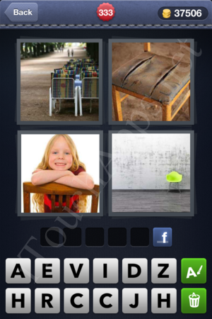 4 Pics 1 Word Level 333 Solution
