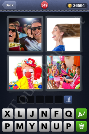 4 Pics 1 Word Level 349 Solution