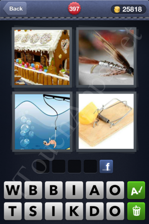 4 Pics 1 Word Level 397 Solution