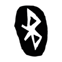 Badly Drawn Logos Bluetooth