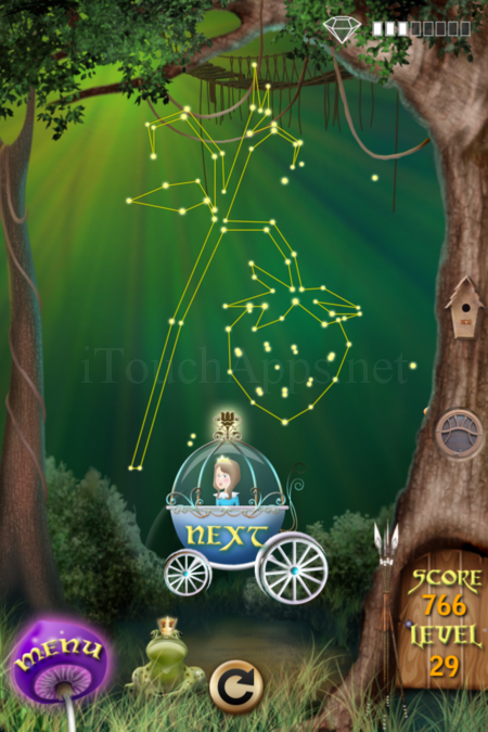Pictorial Solution: 29 Level Fairy Forest