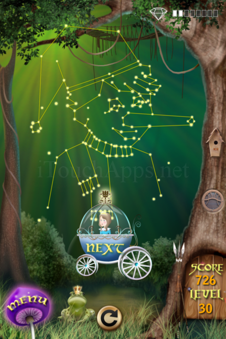 Pictorial Solution: 30 Level Fairy Forest