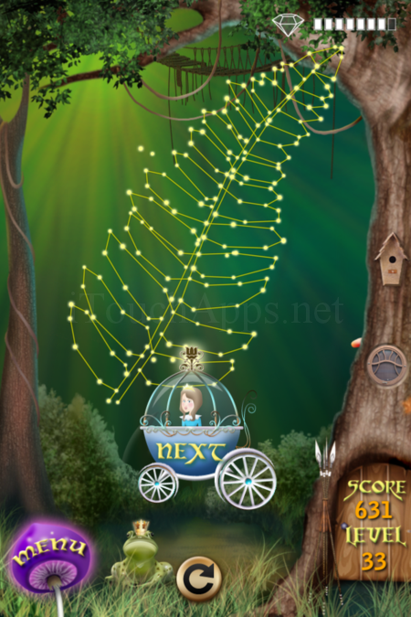 Pictorial Solution: 33 Level Fairy Forest