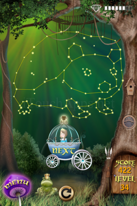 Pictorial Solution 34 Level Fairy Forest