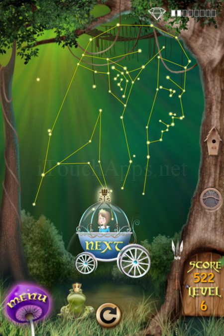 Pictorial Solution: 6 Level Fairy Forest