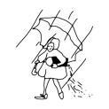 Badly Drawn Logos Morton Salt