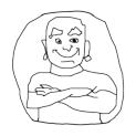 Badly Drawn Logos Mr. Clean