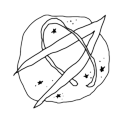 Badly Drawn Logos NASA